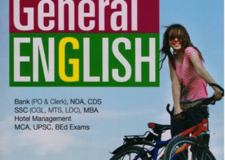 Objective General English by SP Bakshi Book PDF